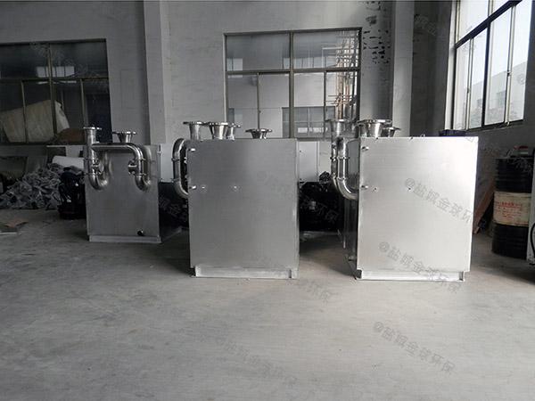 家用生活双泵污水处理提升器有什么功效