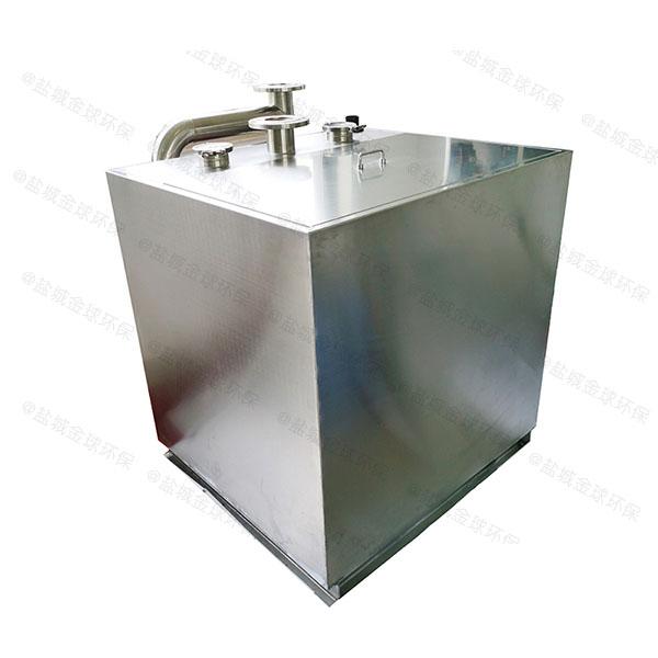 地下卫生间全自动污水提升器装置可以自己组装吗