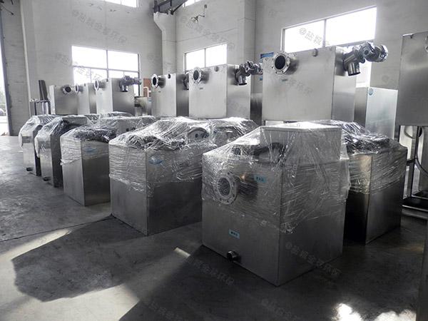 会馆地下室平地式和深坑式污水提升设备质量如何