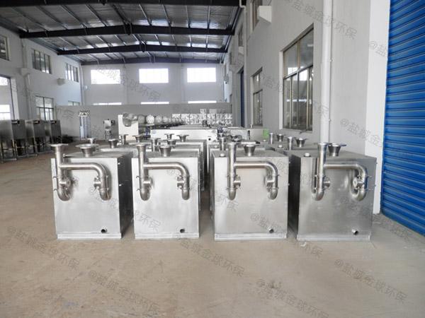 卫浴一体化污水提升装置怎样控制