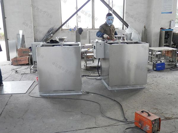 庭院平层排水污水提升处理器怎样手动旋转轴承