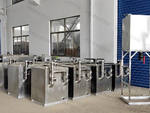 负一楼智能环保污水提升器有水位传感器吗