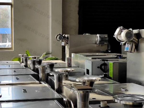 奶茶店双泵污水排放提升设备如何看扬程够不够