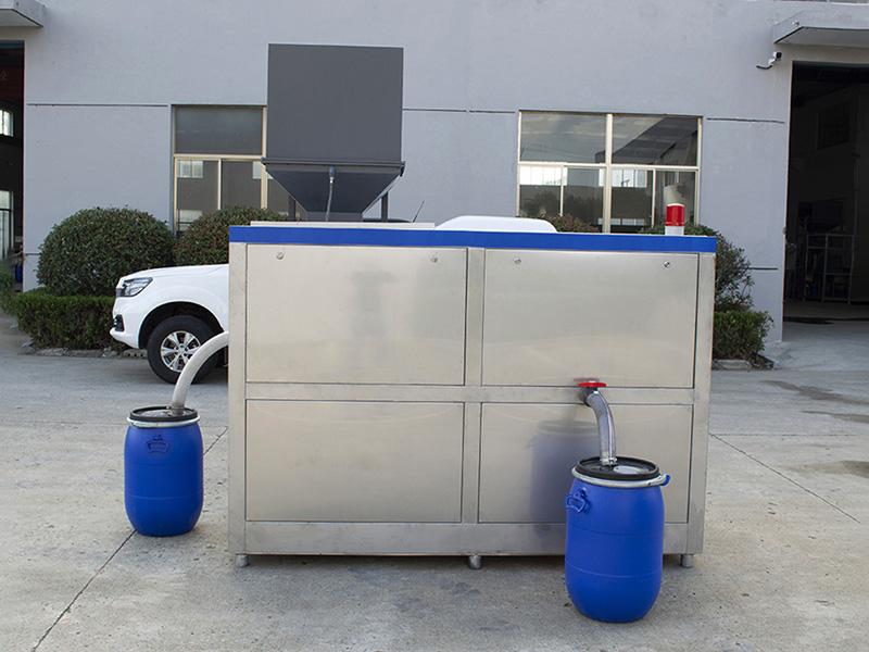 环保酒店厨房一体化垃圾处理系统制造厂家
