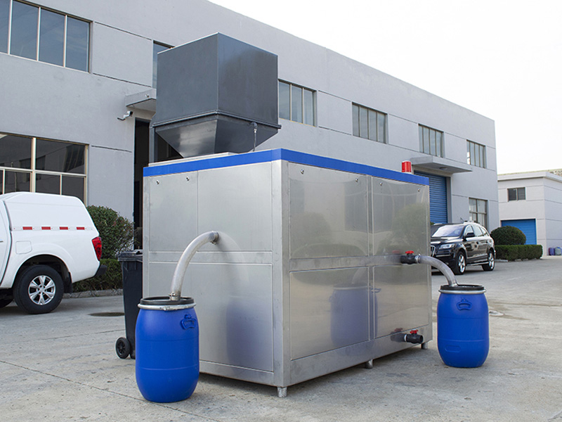 20吨商业城厨房湿垃圾处理设备厂家